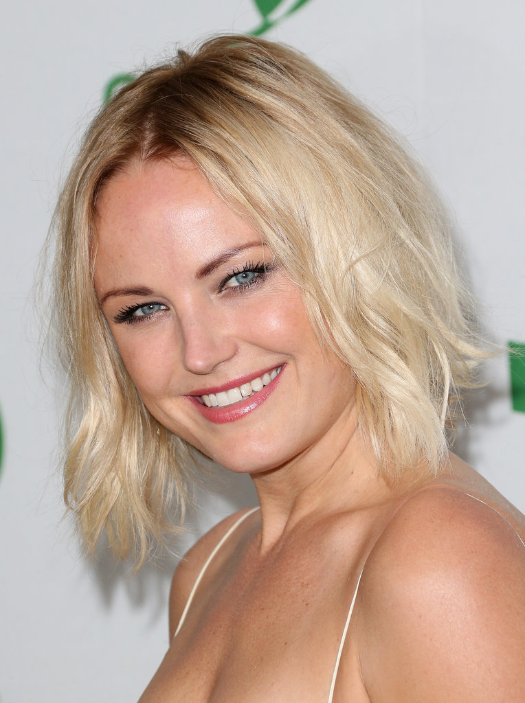 Malin Akerman at the Global Green Pre-Oscar Party