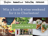 Win the Ultimate Getaway to Charleston, SC!