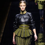 Balmain Autumn Winter 2014 Paris Fashion Week Show