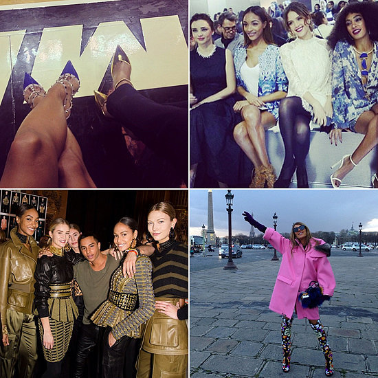 Paris Is Burning Up Our Instagram Feed