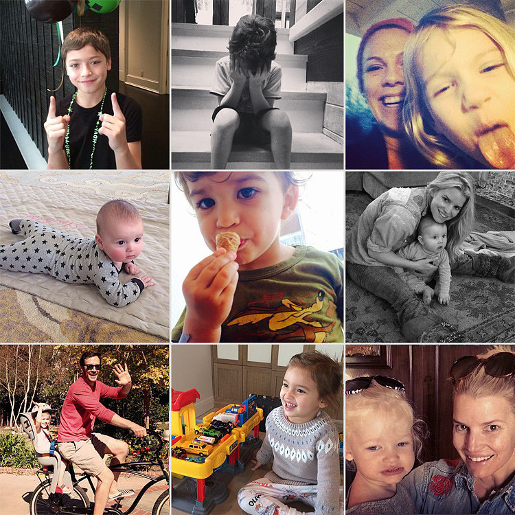 Maxwell, Skyler, Willow, and More: Celeb Parents' Best Photos of the Week
