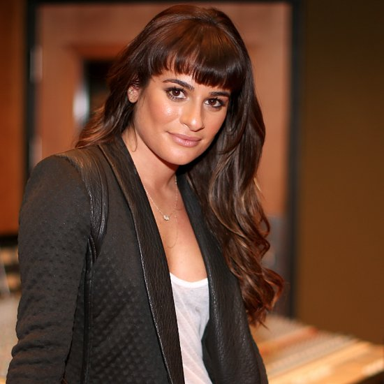 "Lea Michele: Releasing an Emotional Album Is ""F*cking Scary"""