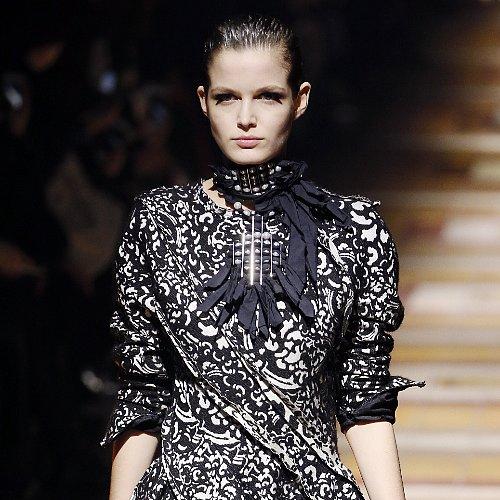 Fall 2014 Paris Fashion Week: Lanvin Runway Hair & Beauty