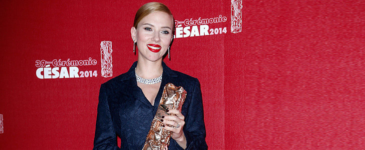 Scarlett Johansson's Red Carpet Style Has Been Awarded