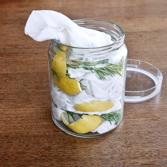 DIY Dusting Wipes