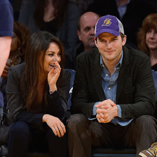 Mila Kunis Engagement Ring Pictures