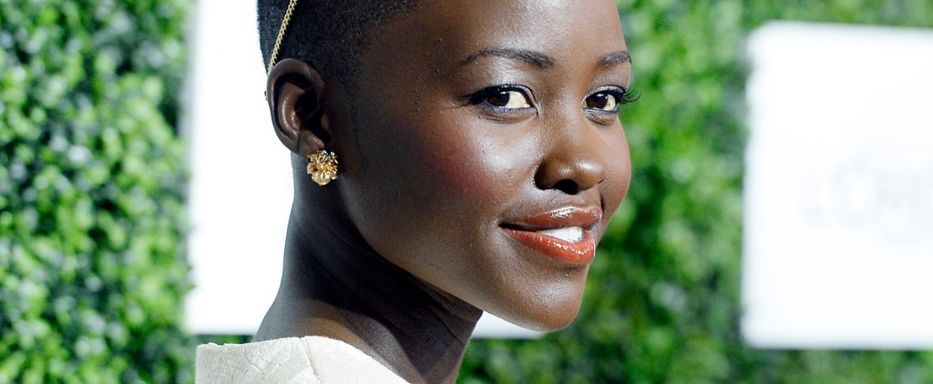 Lupita Nyong'o Speaks Out on the Beauty of Being Dark Skinned