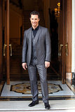 Matthew McConaughey at the Dallas Buyers Club Rome Photocall