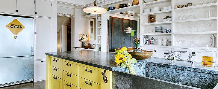 10 Inventive Ideas For Kitchen Islands