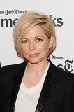 Michelle Williams's Grown-Out Pixie