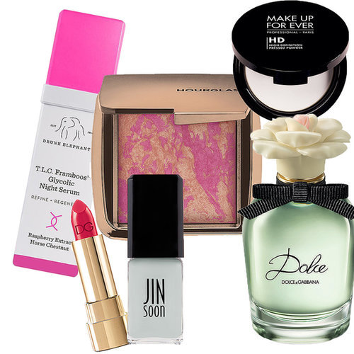 Best Beauty Products For March 2014 | Spring Shopping