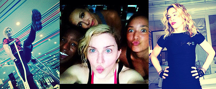 Madonna's Full-Body Workout: Tips From Her Trainer!