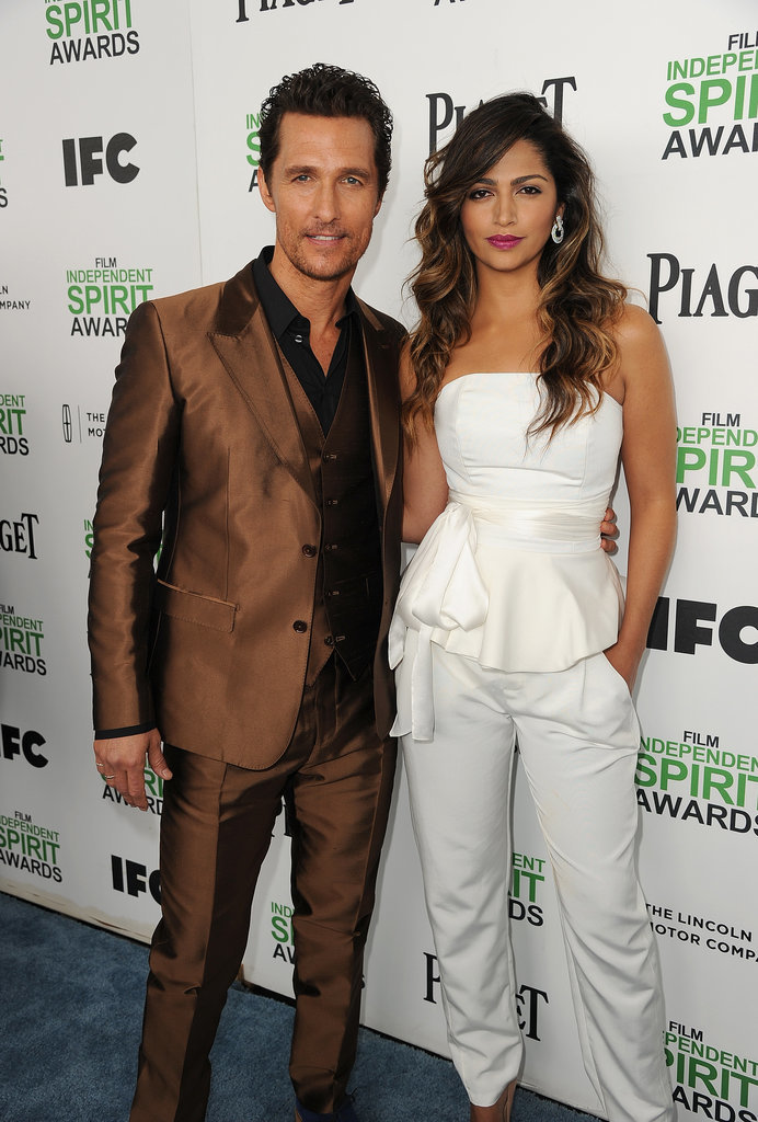 It's Already a Winning Weekend For Matthew McConaughey