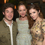 Anna Kendrick Pitch Perfect Reunion At Vanity Fair Party