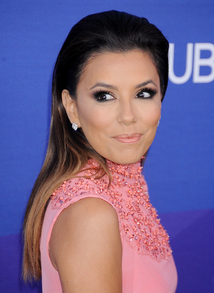 Eva Longoria at the Unite4:humanity Event