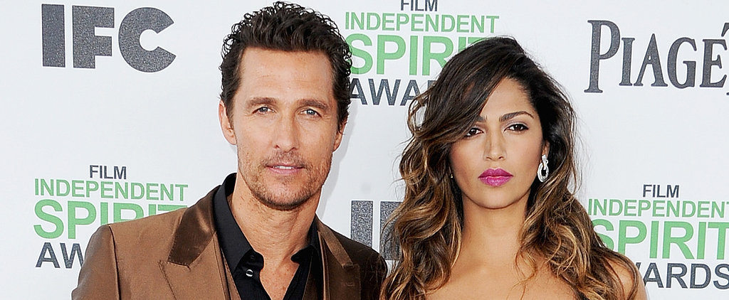 Matthew McConaughey Is Channelling Oscars Gold