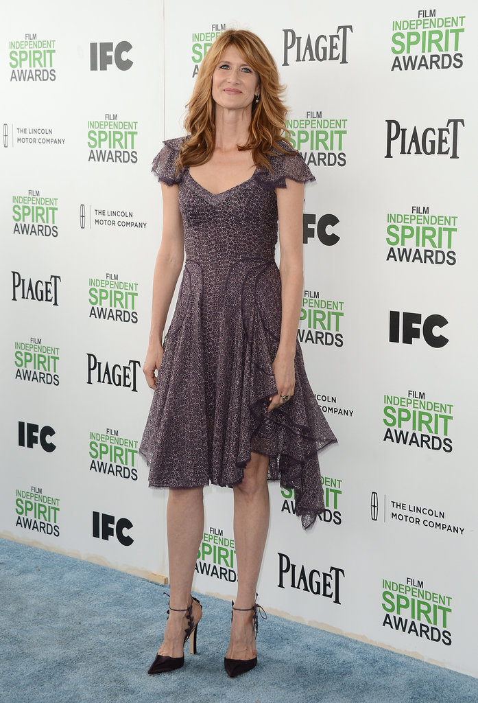 Laura Dern at the 2014 Spirit Awards