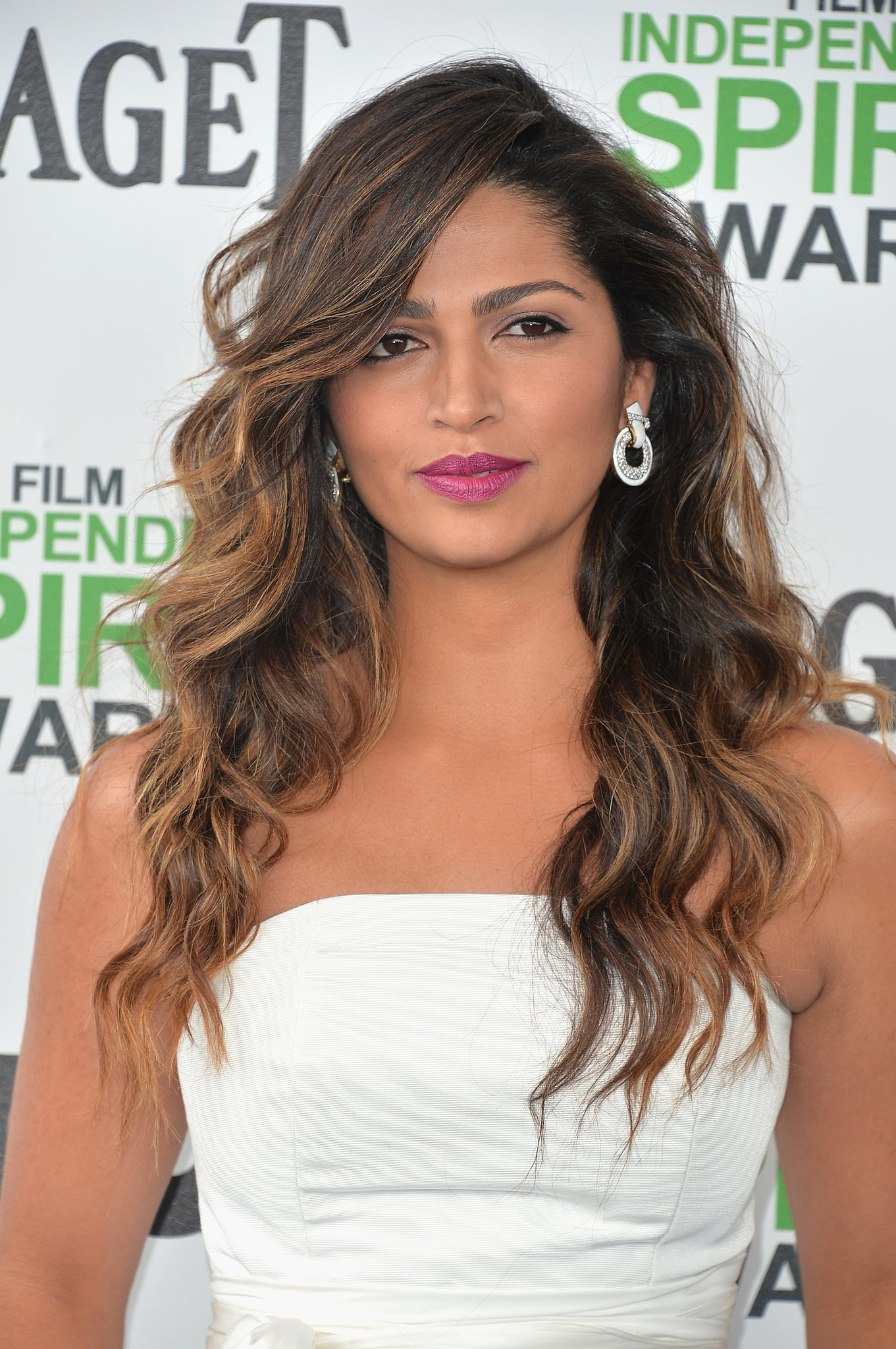 Camila Alves Stars Show Off Brunch Beauty Looks At The
