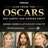 POPSUGAR Live! Daily Entertainment and Lifestyle News