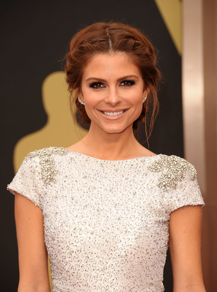 Maria Menounos at 2014 Oscars