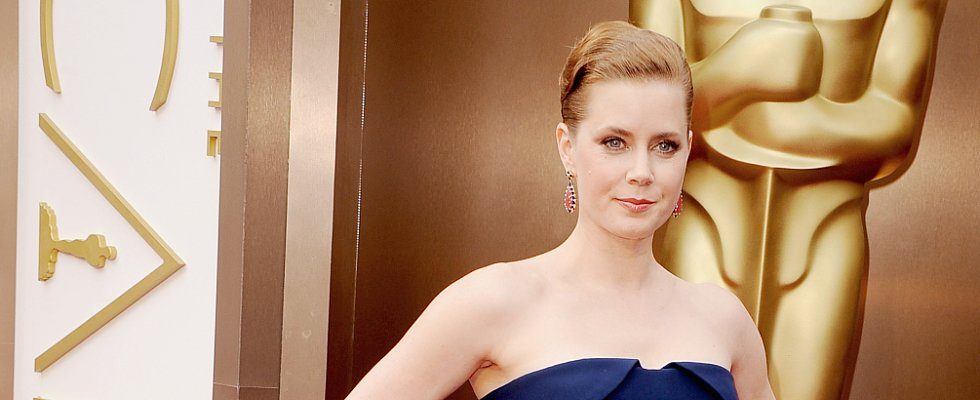 Vote on Amy Adams's Futuristic Updo at the Oscars!