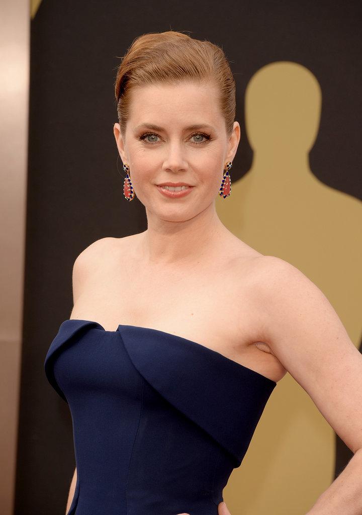 Amy Adams at 2014 Oscars