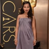 Kerry Washington on the 2014 Oscars Red Carpet