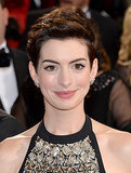 Zoom In: Anne Hathaway Has the Clearest Complexion Ever