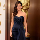 Vote: Sandra Bullock's Dress Was Made For an A-Lister