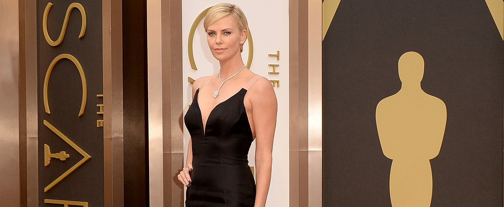 Poll: Charlize Theron Is Amazing in Not-So-Basic Black