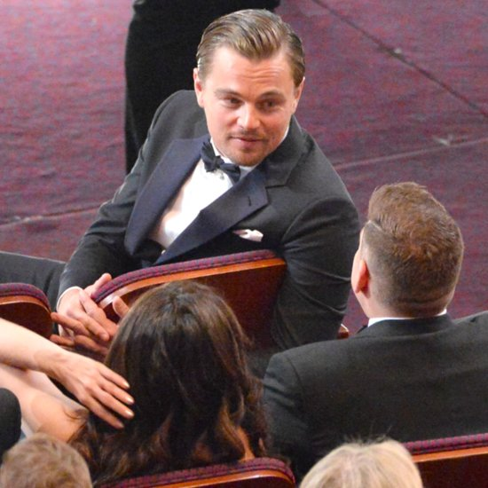 Leonardo DiCaprio at the Oscars 2014