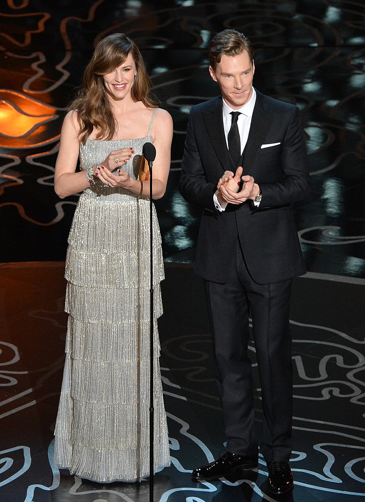 Jennifer Takes the Oscars After Ben Wows Washington