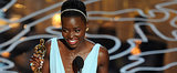 Lupita Nyong'o Wins For the Most Emotional Speech of the Night