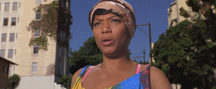 Queen Latifah Ain't Got Time For Jimmy Kimmel's Post-Oscars Skit