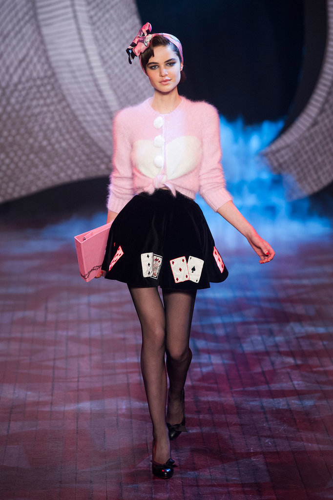 Olympia Le-Tan Autumn/Winter 2014