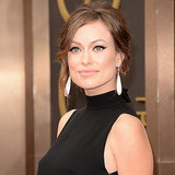Olivia Wilde in Valentino on the 2014 Oscars Red Carpet