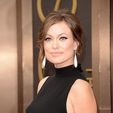 Pictures of Olivia Wilde at the 2014 Oscars