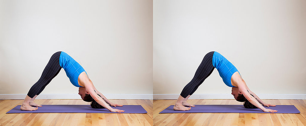 What Not to Do in Downward Facing Dog