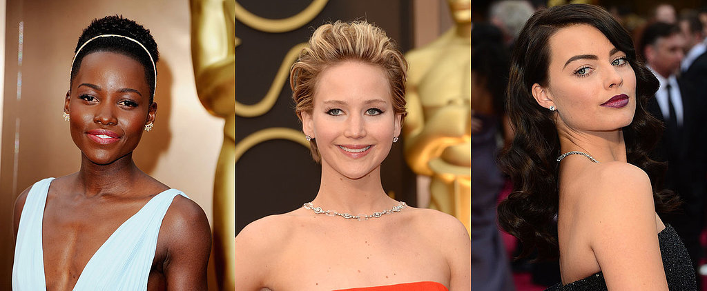 Updated: The Best Beauty Looks of the 2014 Oscars