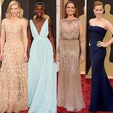 Oscars 2014 Red Carpet Dresses