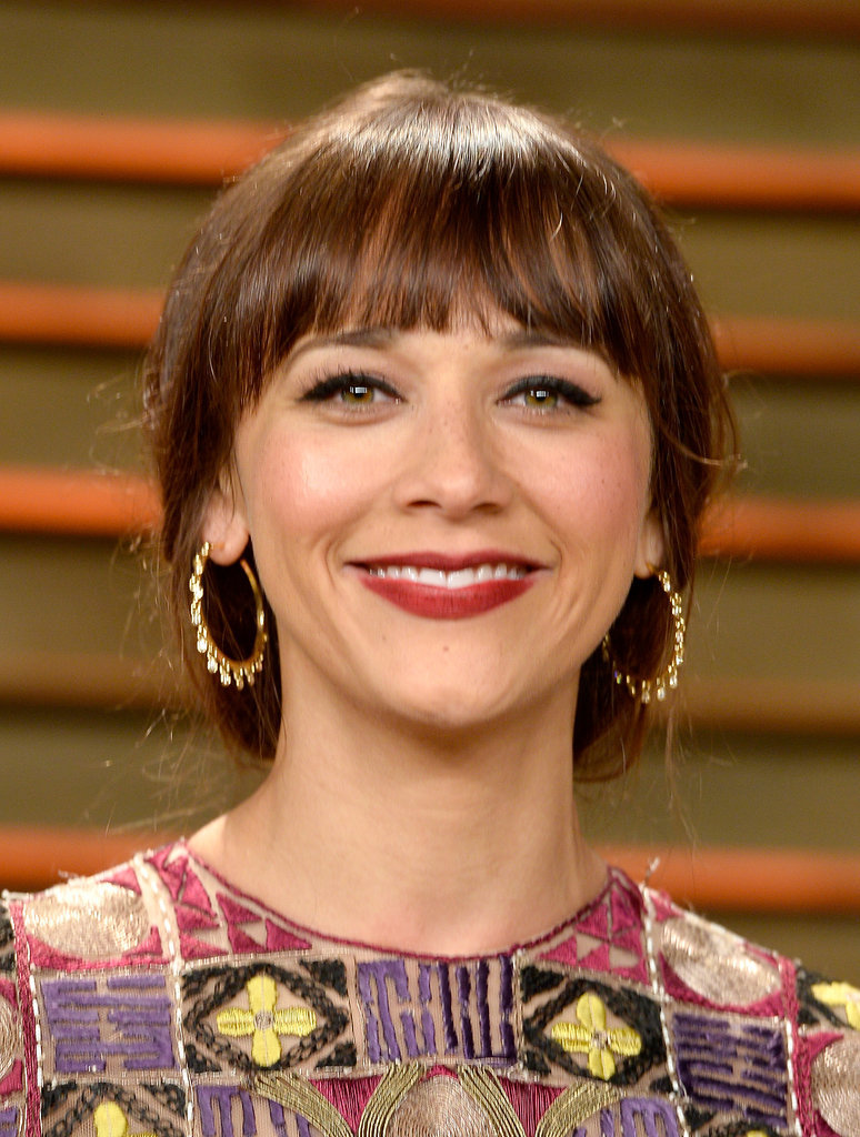 Rashida Jones at Vanity Fair Party