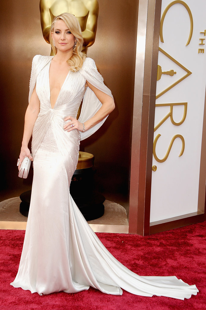 Kate Hudson in Atelier Versace at the Oscars