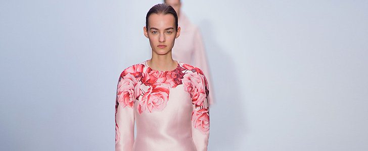 Everything's Coming Up Roses at Giambattista Valli