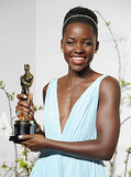 It Takes a Lot of Strength to Carry an Oscar All Night! The Lupita Nyong'o Arm Workout