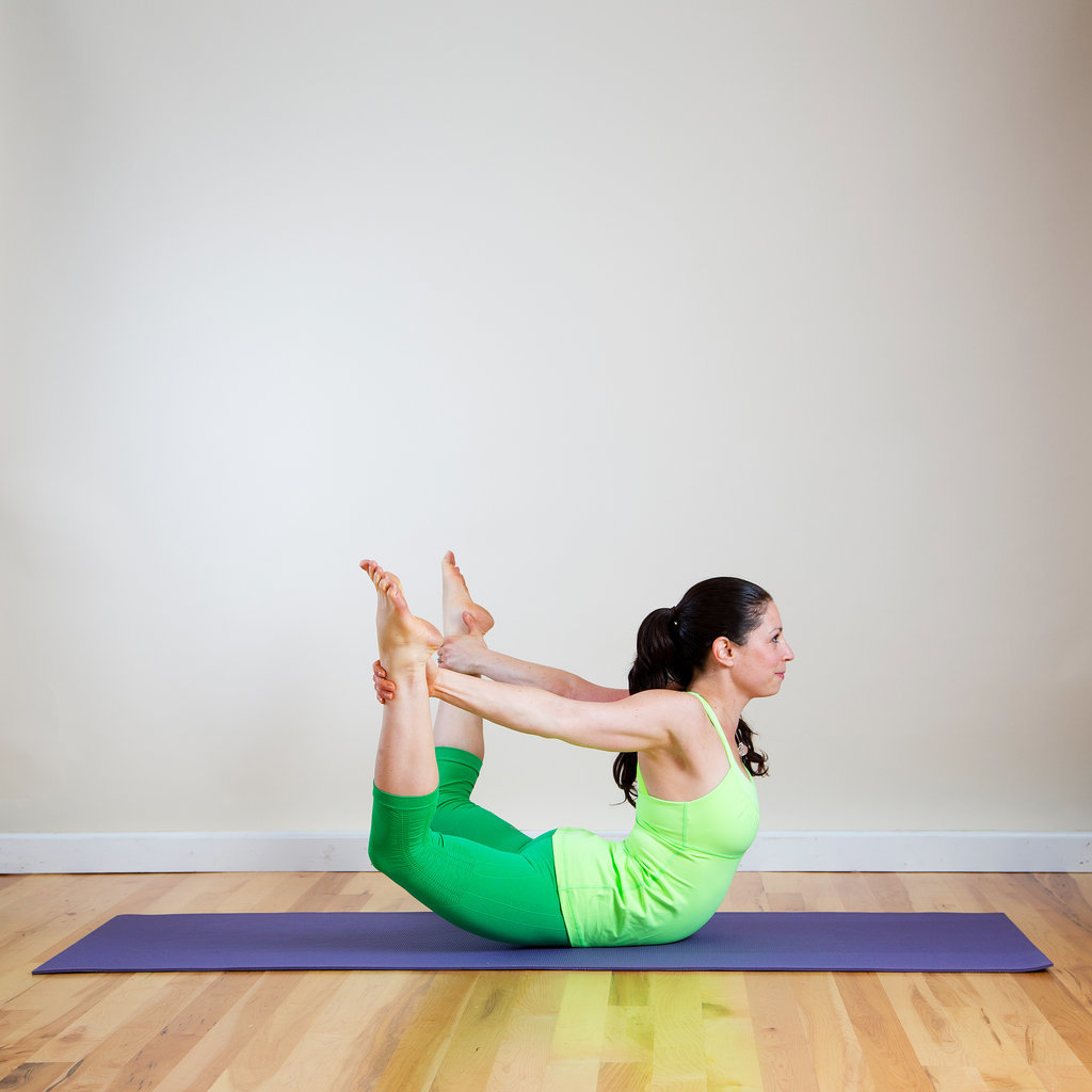 Let Got of Those Love Handles! A Yoga Sequence to Trim Away Your Tummy