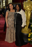 At the Academy Awards, Whoopi Goldberg was joined by her daughter, Alex Martin.