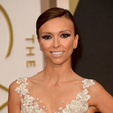 Pictures of Giuliana Rancic at the 2014 Oscars