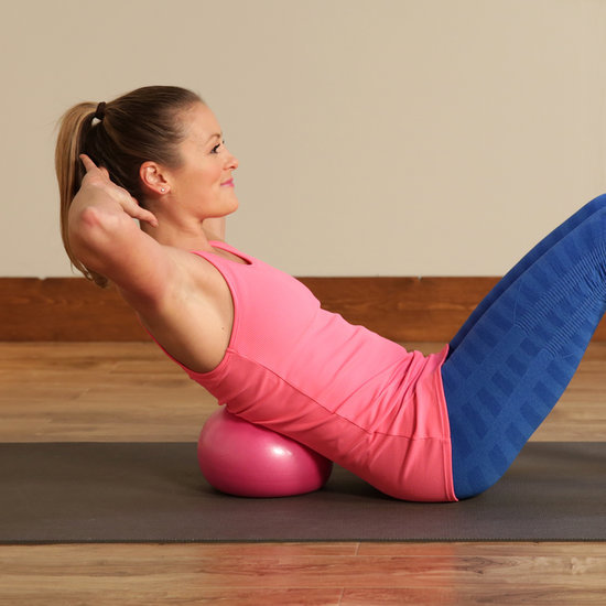Best Moves to Do With Mini Exercise Ball