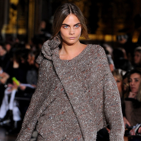 Stella McCartney Paris Fashion Week Autumn 2014 Show