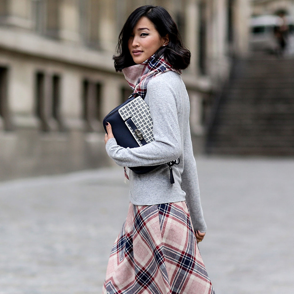 Best Street Style At Paris Fashion Week Fall 2014